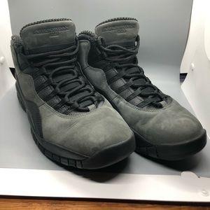 "Air Jordan 10 Retro ""shadow""  - 310805 002"